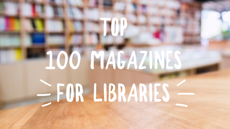top magazines for libraries