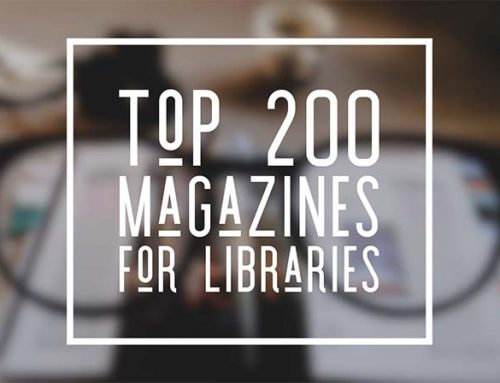 Top 200 Magazines For Libraries